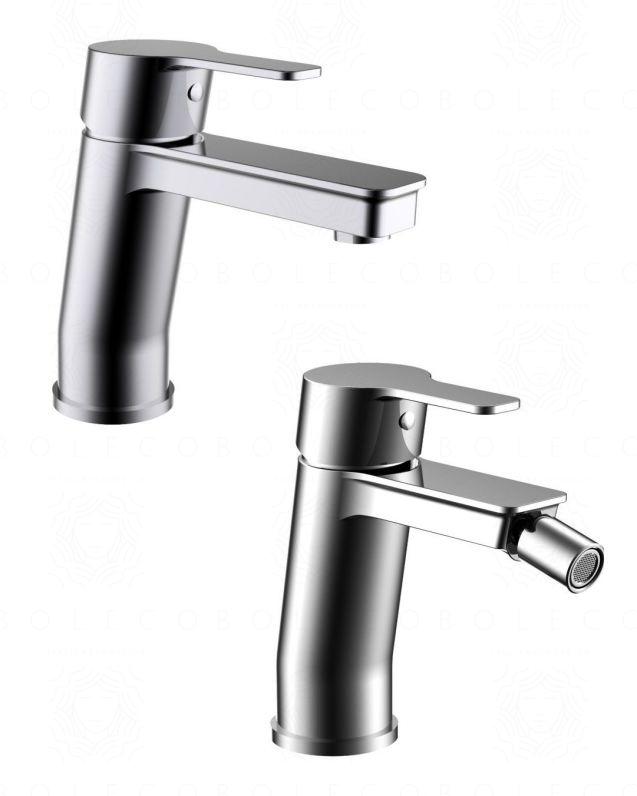 Coppia rubinetti lavabo-bidet Fedra