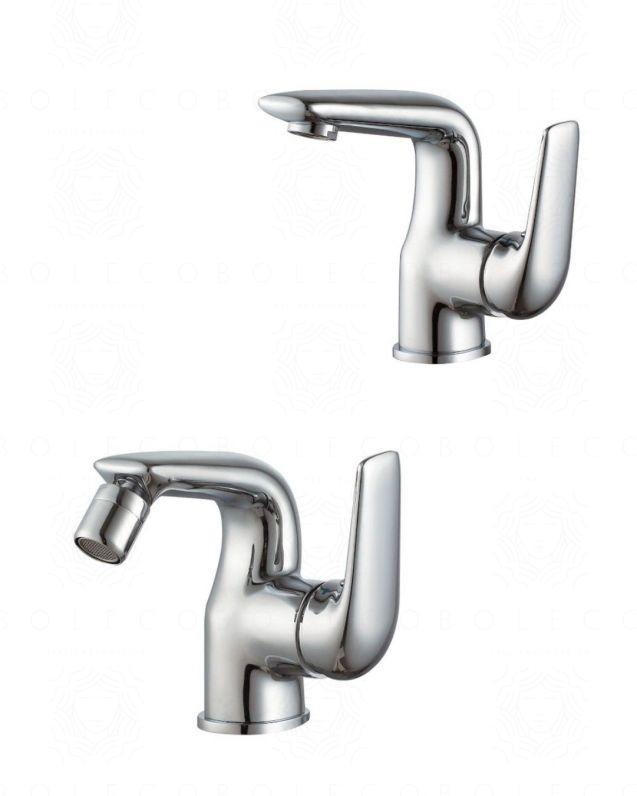 Coppia rubinetti lavabo-bidet Mia