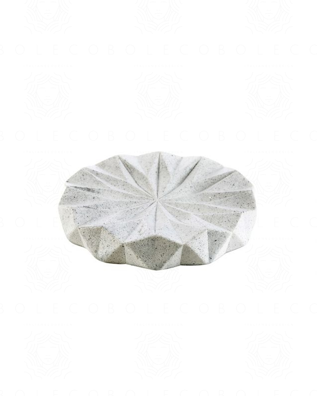 Porta sapone Geo cm.12x2