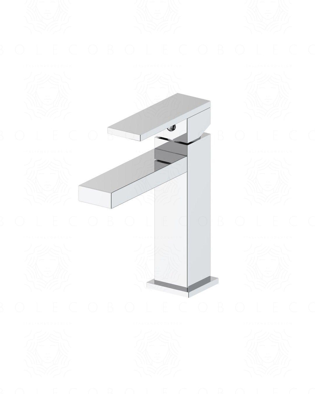 Coppia rubinetti lavabo-bidet Atena