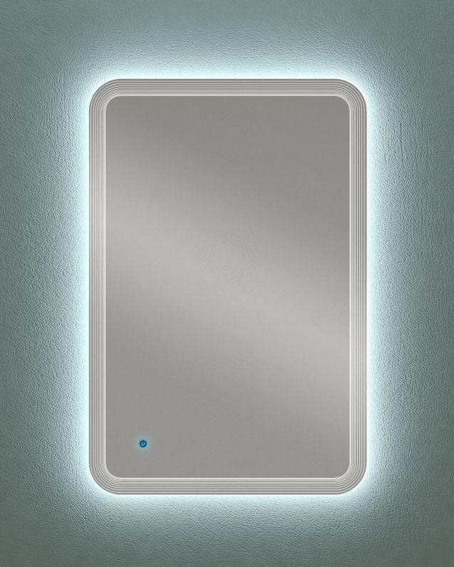 Specchio led con sensore touch, cm.60x90
