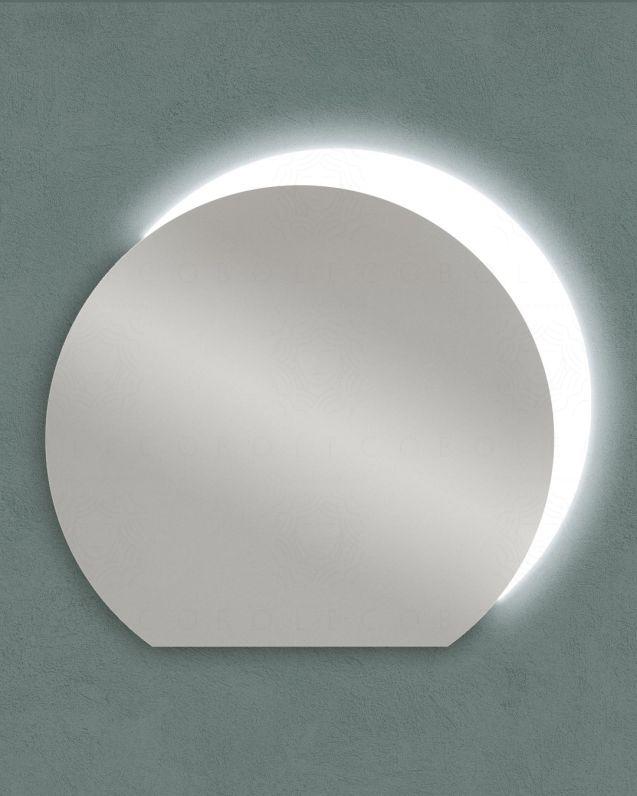 Specchio led tondo cm.109x98