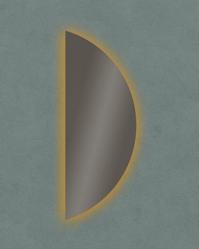 Specchio led rgb, cm.30x80