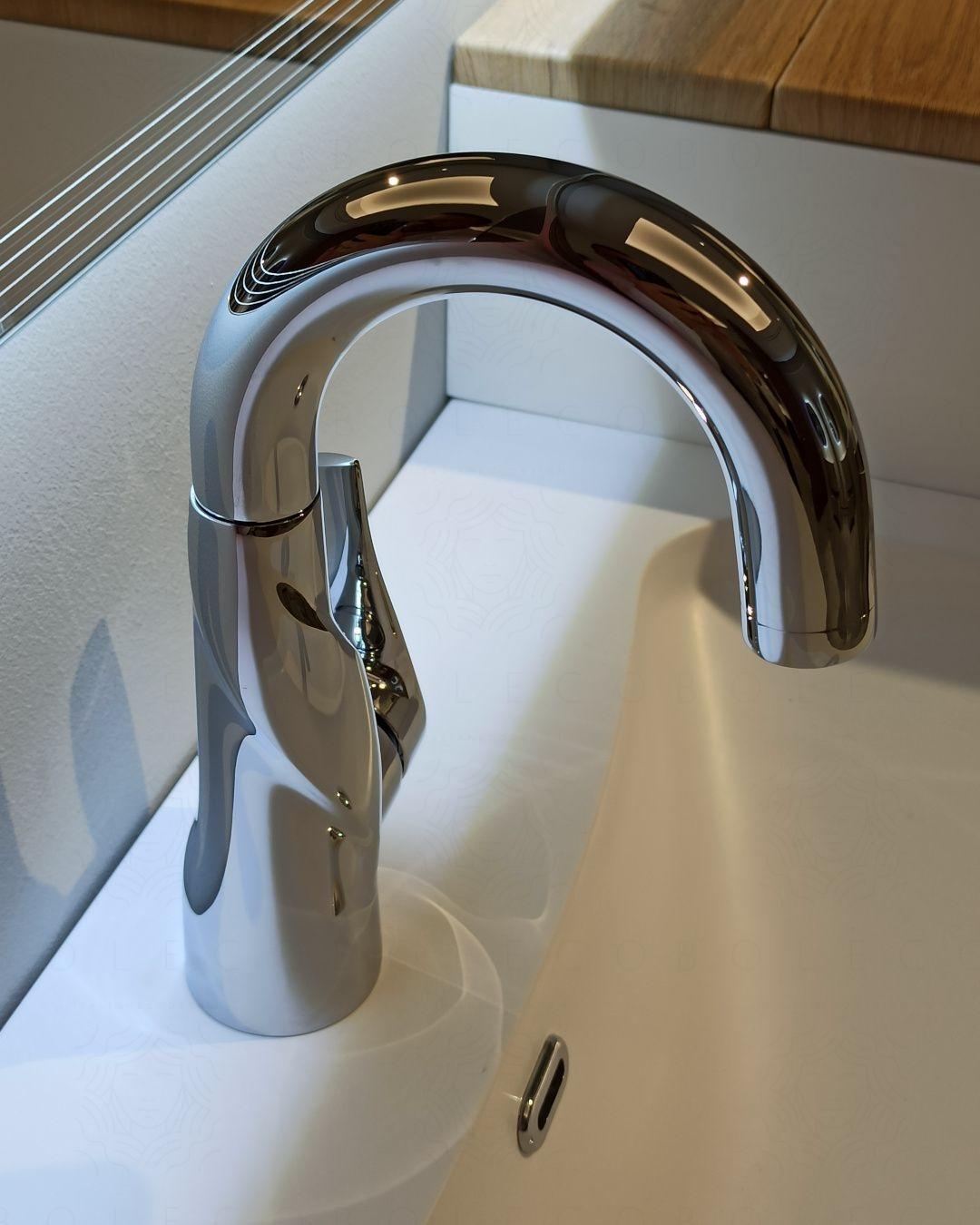 Rubinetto lavabo monocomando Artemide