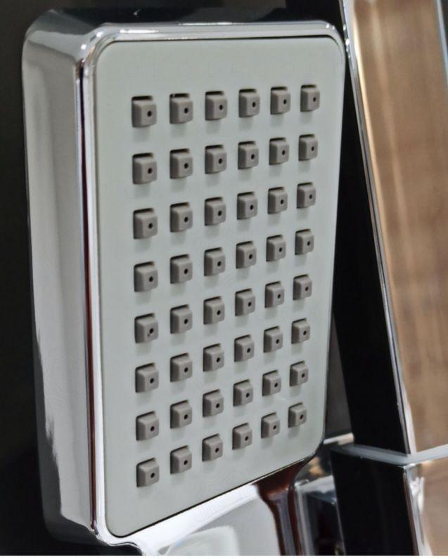Colonna doccia Catia termostatica, cromo, completa di soffione