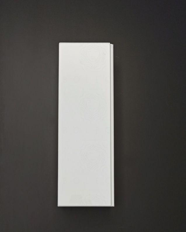 Pensile bagno bianco lucido, cm.20x60