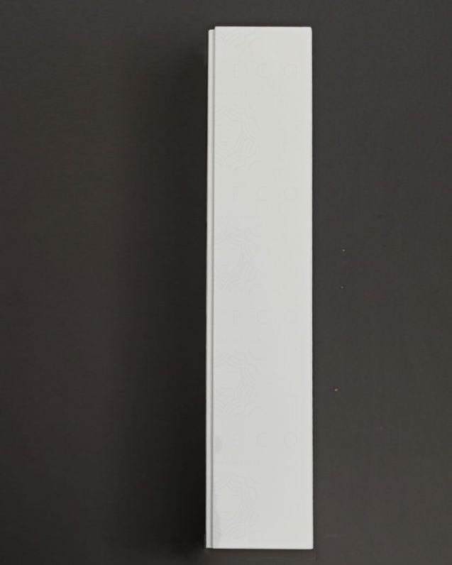 Pensile bagno bianco lucido, cm.20x100