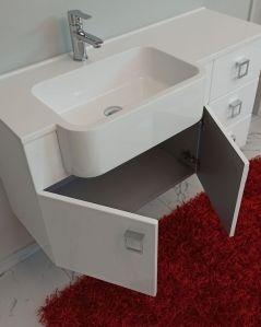 Mobile bagno sospeso Ariel cm.100