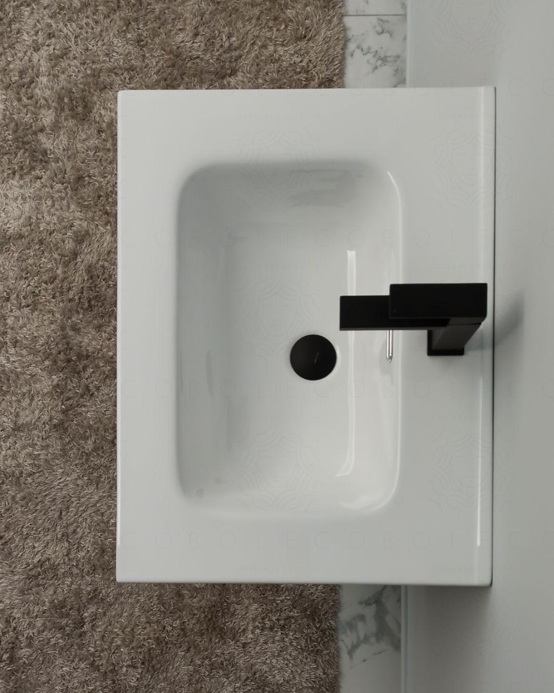 Mobile bagno sospeso Zoe cm.60
