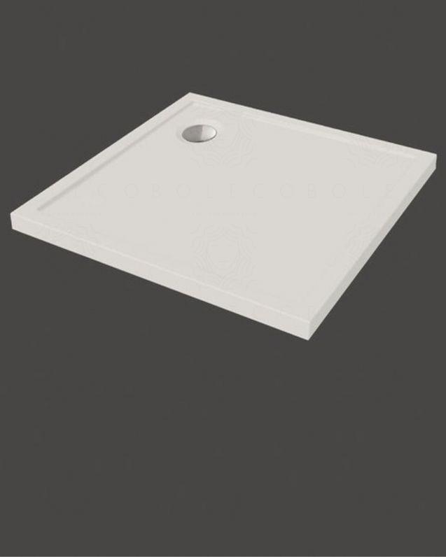 Piatto doccia Oceano quadrato, cm.80x80