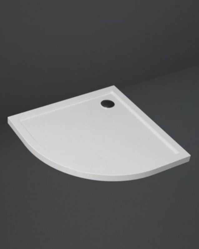 Piatto doccia Oceano angolare, cm.80x80