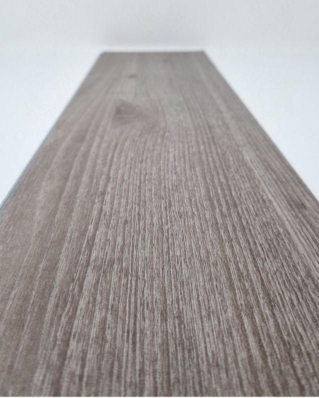 Pavimento in LVT tortora, cm.18x120, ad incastro, Mq 2,167