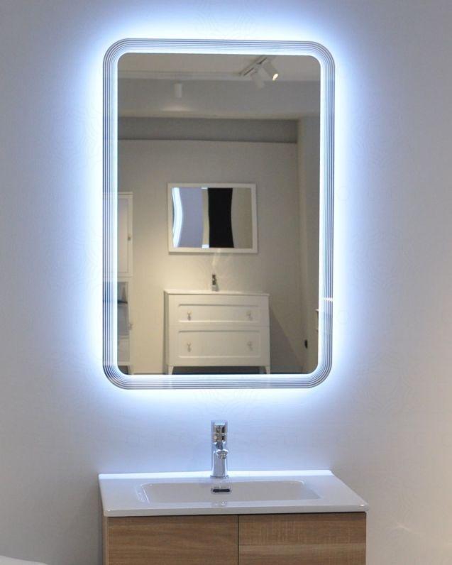 Specchio led rettangolare, cm.60x90