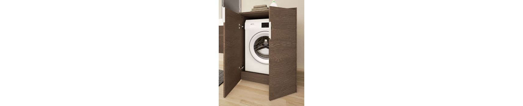 Mobili per lavanderia e lavatoi prodotti in Italia| Boleco